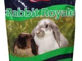 15kg Chudleys Rabbit Royale!