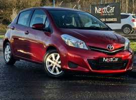 Toyota Yaris 1.33 VVT-i TR Auto Hard To Find....Lovely Low Mileage AUTOMATIC Yaris with Full Service History