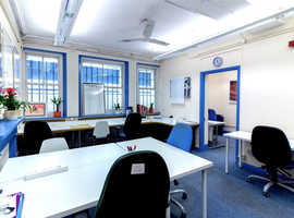 Affordable community-oriented coworking space in Notting Hill