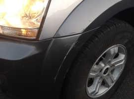 Kia Sorento, 2005 (55) Silver Hatchback, Manual Diesel, 68,505 miles