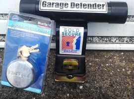 Garage Defender Door Lock