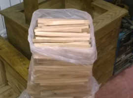 Dry Seasoned Kindling Wood for Starting Open Fires, Aga's, Woodburning Stoves etc. Free Local Delivery