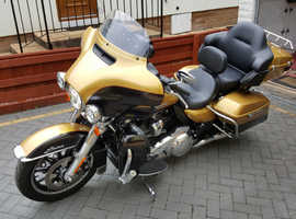 Harley Daivdson Electra Glide ULTRA LOW