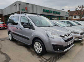 Citroen Berlingo Multispace, 2015 (65) Grey MPV, Manual Diesel, 127,133 miles