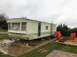 STATIC CARAVAN FREE TO ANYONE WHO CAN TRANSPORT IT