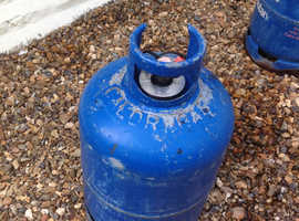 15kg CALOR gas bottle full