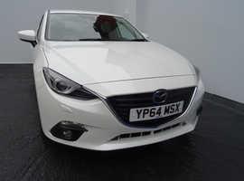 2014 Mazda 3 2.0 SEL- Nav Petrol