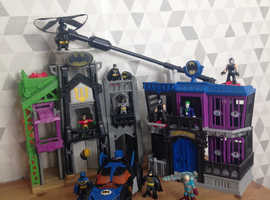 Batman Gotham city playset