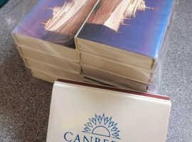 P&O Canberra matchboxes - Collectible memorabilia