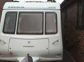 2 Berth Caravan Compass Corona 472