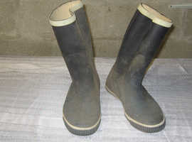 Compass Boating Boots. Size 10.
