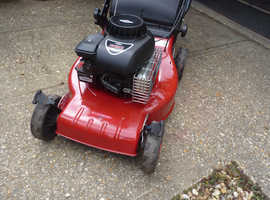 champion lawnmower