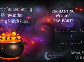 Witchy Afternoon Tea Party