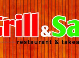 Newly open halal restaurant cum takeaway from 25 June 2020