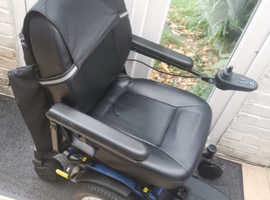 Electric WHEELCHAIR - Jazzy 600 ES