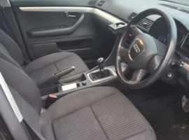 Audi A4, 2006 (06), Manual Petrol, 111,000 miles