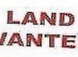 2-5 acres of land to rent Hampshire- Ideal near Southampton