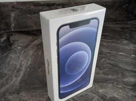 Iphone 12 Black 64gb New