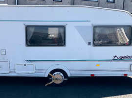 1999 4/5 Berth Touring Caravan