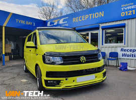 VW Transporter T6 Parts and Accessories by Van-Tech.co.uk