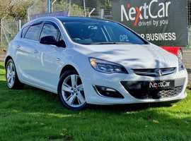 2015 Vauxhall Astra 1.7 CDTi ecoFLEX SRi Sporty & Economy with this Diesel 5 Door SRi, in the Best Colour