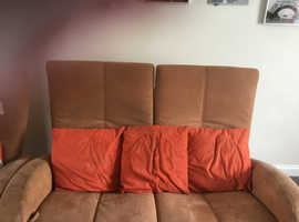 Himalaen 2 seater reclining sofa free