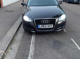 Audi A3, 2012 (62) Grey Hatchback, Manual Diesel, 92000