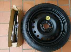 Space saver wheel 15in (Dacia Sandero)