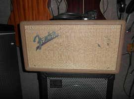 Fender Valve Spring Reverb Unit  6G15