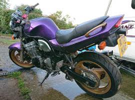 Suzuki bandit 600 1998