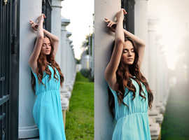 PROFESSIONAL Photo Editing Services - Retouching, Colouring, Sharpenning etc - VERY GOOD PRICE!!!