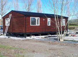 Log Cabin Modular Home