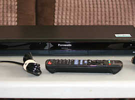 Panasonic Blu-ray DVD player