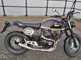 lexmoto vendetta 250cc