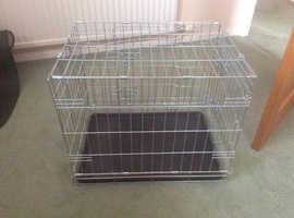 Small to medium dog cage