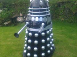 Dr Who Dalek prop. Full size Remembrance Supreme Dalek.