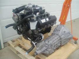 FORD 2V 4.6L engine,SUPERCHARGER MUSTANG GT KENNE BELL