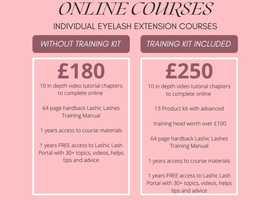 Online Eyelash Extension Coursez