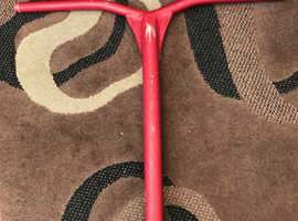 Ethic Dryade Bars - Red