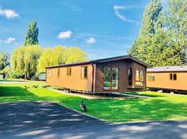 Atlas Lilac Lodge for sale nr, London, Luton, Kettering, Northampton