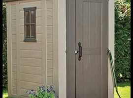 Wanted Plastic Garden Shed / Keter Shed something like in picture - willing to collect