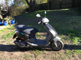 Piaggio Zip 50 Only 136 miles from New