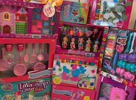 Girls mixed toy bundle
