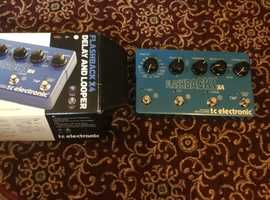TC Electronic Flashback x4 Delay and looper pedal