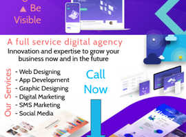 Website Designing Service, complete package with Domain and Hosting, SPECIAL OFFER, bd360 UK based Tech Company & E-Comm Agency