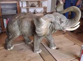 Limited edition elephant orniment