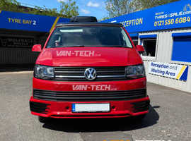 VW Transporter T6 Parts and Accessories available at Van-Tech