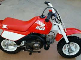 1989 Honda Z50R Engine  Motor OEM