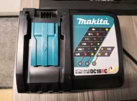 Makita rapid charger