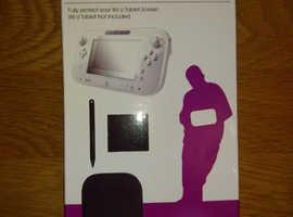 Gameware Nintendo Wii U Starter Pack New
